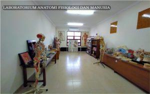 Laboratorium Anatomi Fisiologi Dan Manusia
