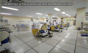 Laboratorium Pelayanan Usuhan Keperawatan Gigi